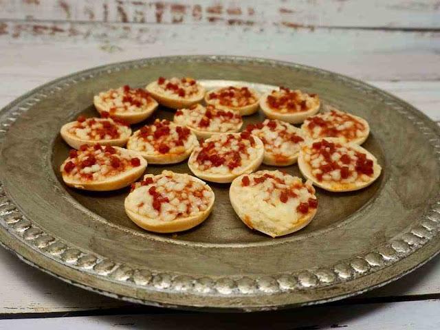 Pterodactyl Pizzas