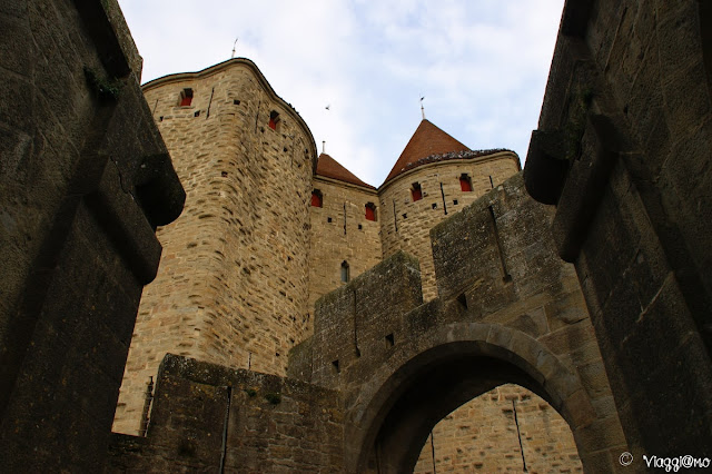 Ingresso principale alla cittadella fortificata