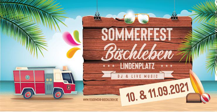 Sommerfest Bischleben 10.-11. September 2021