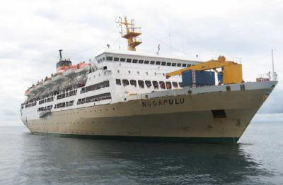 Jadwal Kapal Pelni Nggapulu Terbaru 2019 2020 2021 2022 2023 2024 2025