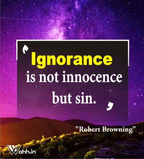 Robert-Browning-ignorance-quotes