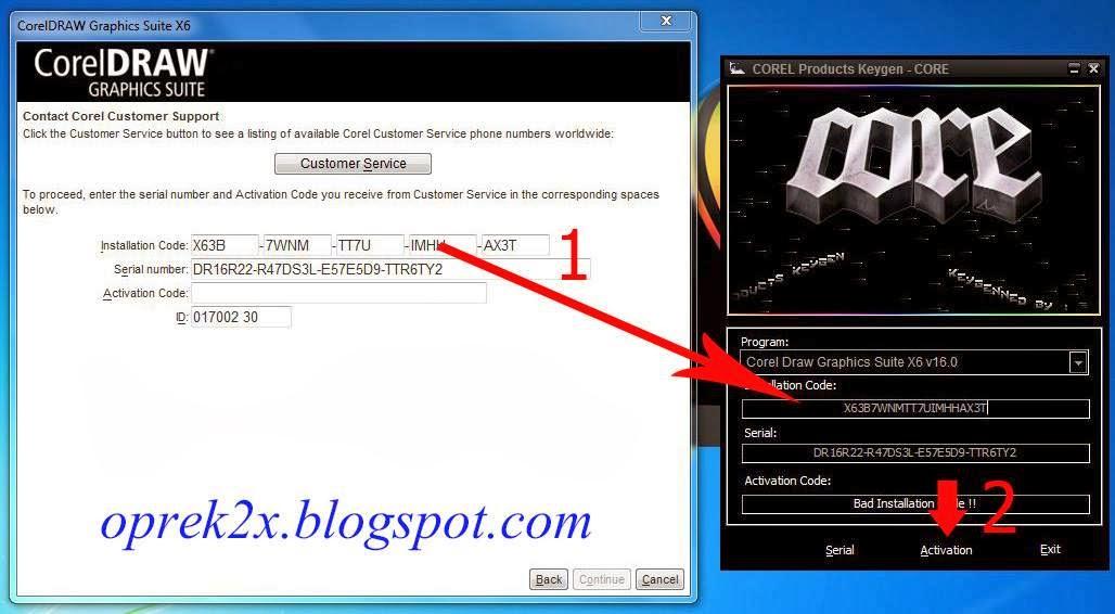 coreldraw crack keygen free download