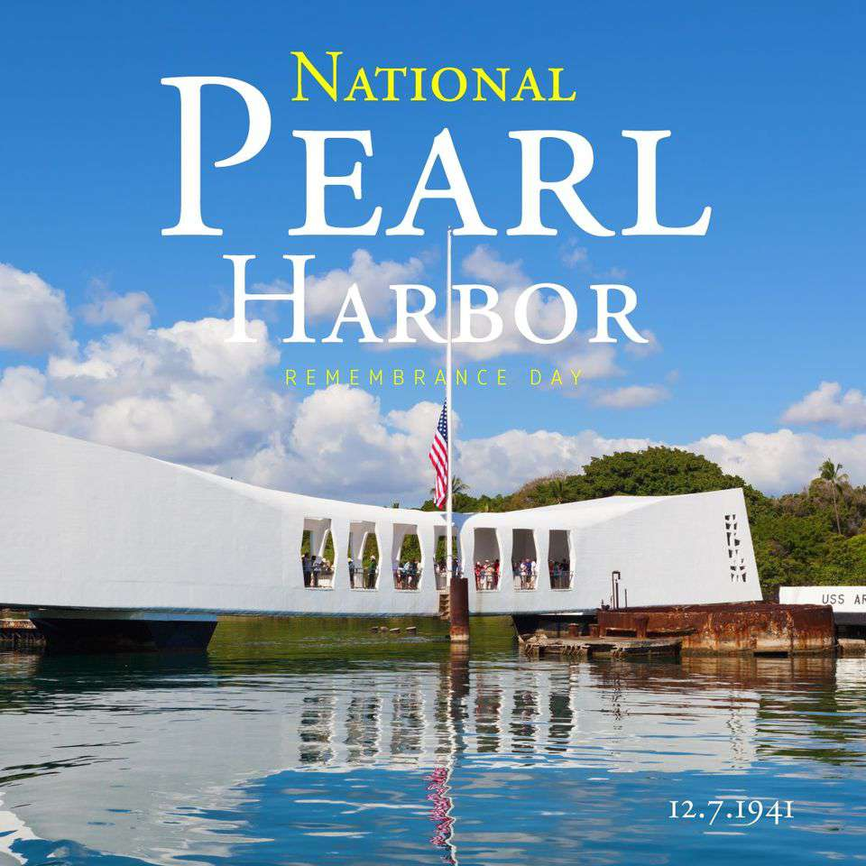 National Pearl Harbor Day of Remembrance Wishes Awesome Images, Pictures, Photos, Wallpapers