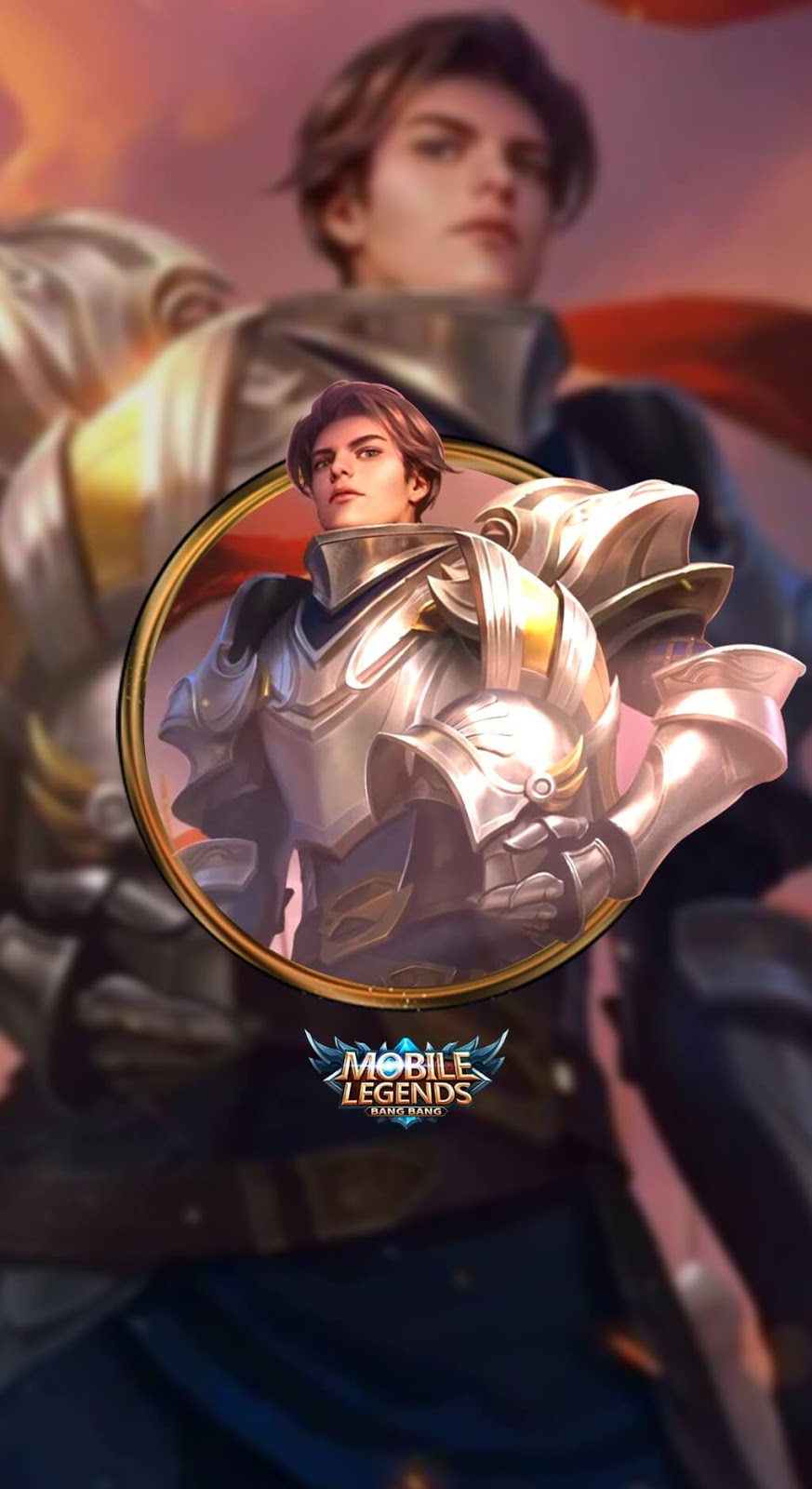 Wallpaper Zilong Blazing Lancer Shinning Knight Skin Mobile Legends HD for Android and iOS