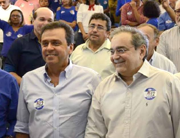 EXCLUSIVO:A CONVERSA DECISIVA ENTRE ÁLVARO E CARLOS EDUARDO