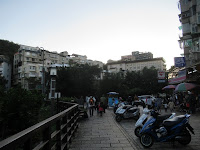 beitou viaggio in solitaria taiwan