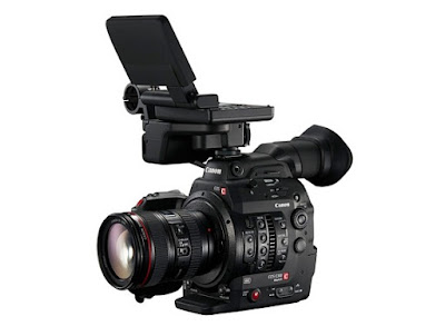 Canon EOS C300 Mark II Firmware Full Driversをダウンロード