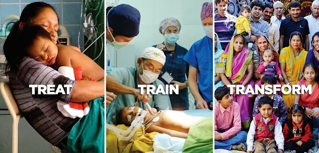 Equipo de la Unidad de Atención a Niños con Quemaduras Graves HCG viajará a Nepal con Mission Plasticos en eneHospital civil de guaro 2020