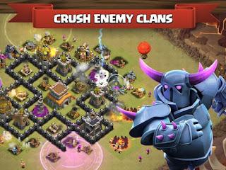 Clash Of Clans MOD APK 2021