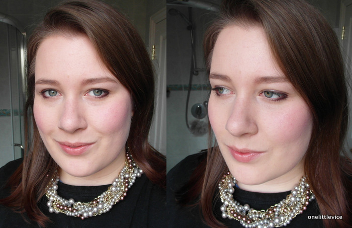 One Little Vice UK Beauty Blog: Makeup Idea