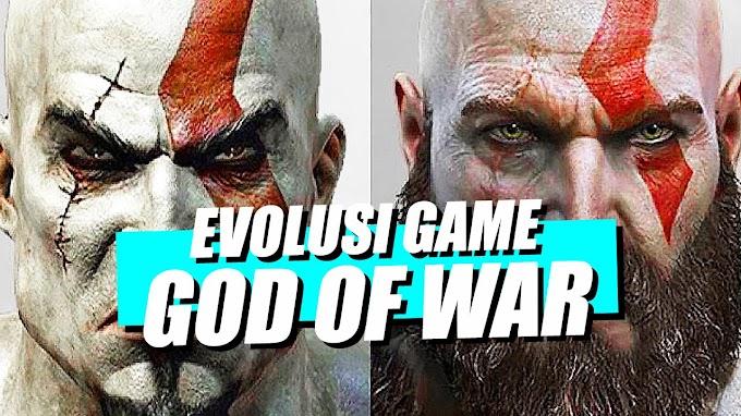 Evolusi Game God of War. Game Action Hack and Slash yang Terus Berjaya!