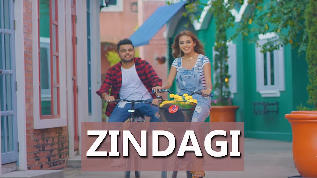 Zindagi Lyrics - Akhil - Punjabi Song