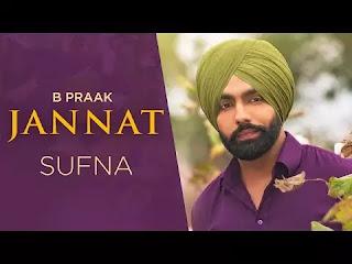 Ho Jannat Hai Lyrics Sufna B Praak