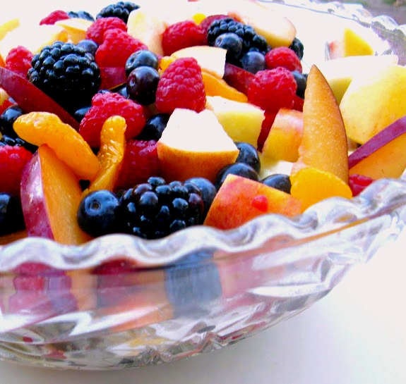 Classic Holiday Favorite! 24 Hour Fruit Salad