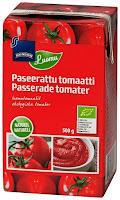 протёртые томаты
