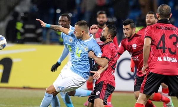 بث مباشر مباراة الوثبة وتشرين اليوم 03-06-2020 الدوري السوري