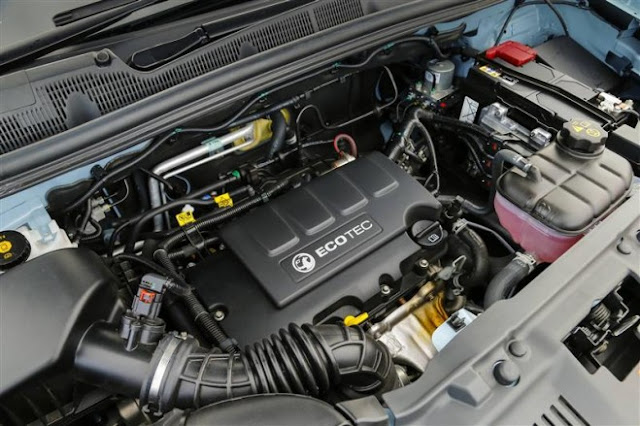 2013 Vauxhall Mokka Engine Review