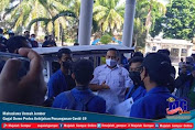 Mahasiswa Unmuh Jember Gagal Demo Protes Kebijakan Penanganan Covid-19