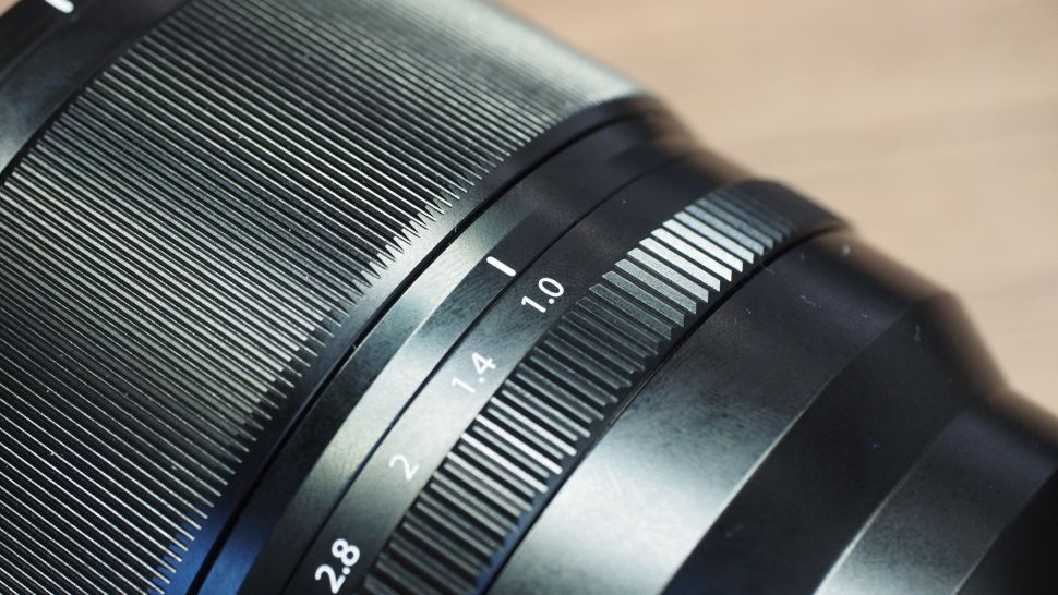 Fujinon XF 50mm f/1.0