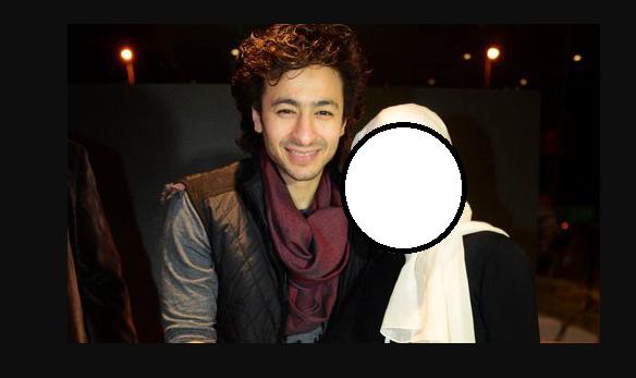 حمادة هلال يحتفل بعيد ميلاد زوجته...ويضع لهما صورة على الفيسبوك نالت إعجاب الكثيرين بزوجته