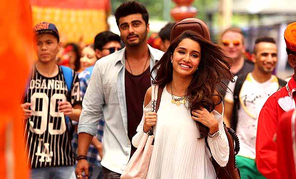 Mumbai, Half Girlfriend, Box Office Collection, Half Girlfriend 1st day Collection, Shrddha Kpaoor, Arjun Kapoor, Bollywood, Hindi News