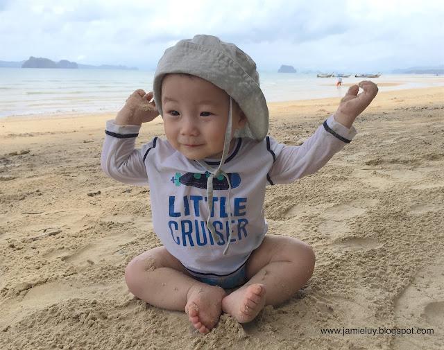 Baby Vacation Resort at Tubkaek Beach, Krabi, Thailand