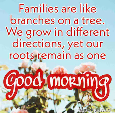 Good Morning Family Images