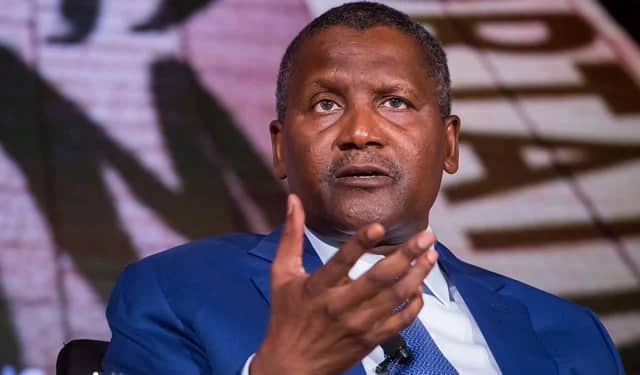 Dangote not happy with NNPC proposed stake acquisition, says Kyar