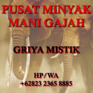 Harga Minyak Mani Gajah Pelet