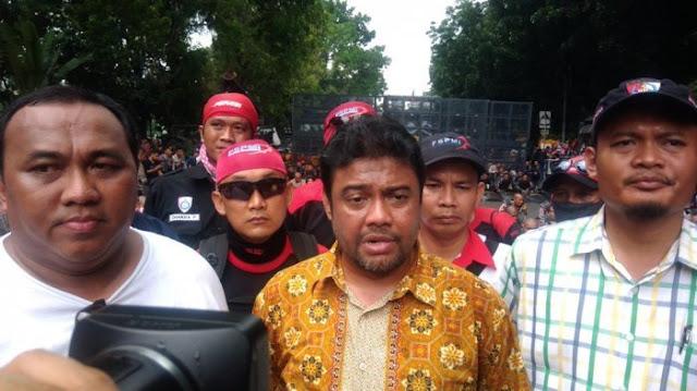 Bantah Jokowi, Said Iqbal Punya Data Valid Protes Buruh soal UU Cipta Kerja Bukan Hoaks!