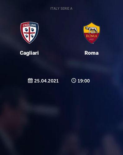 بث مباشر مباراة روما وكالياري