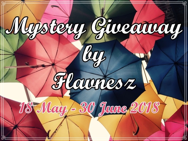 Mystery Giveaway by Flavnesz