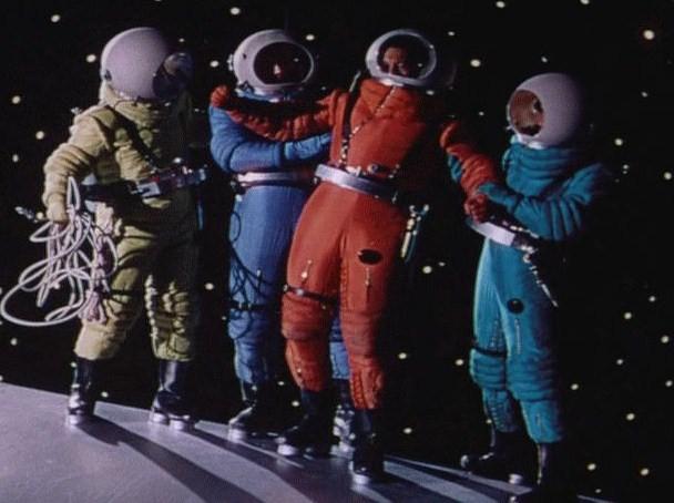 Say; Hello Spaceman: Destination Moon (1950)