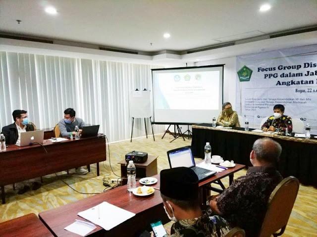 PPG Dalam Jabatan Akan Segera Dibuka, Khusus Guru Madrasah dan Agama