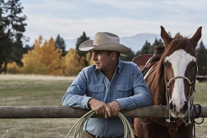 Las dos primeras temporadas de 'Yellowstone' llegan a Pluto TV