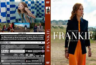 FRANKIE [COVER DVD+BLU-RAY]