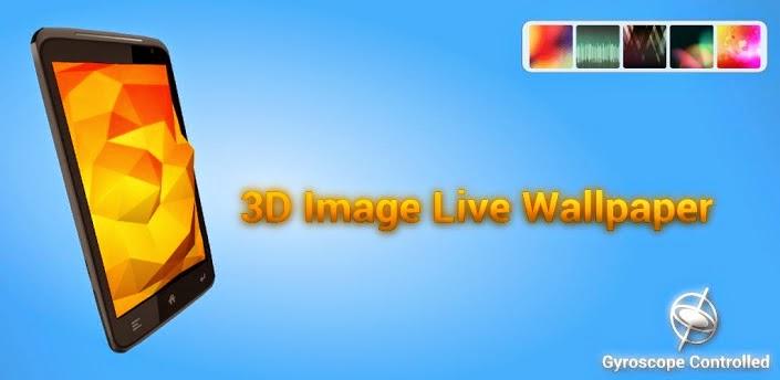 3D Image Live Wallpaper Apk V.4.0.2 ~ Andronautico