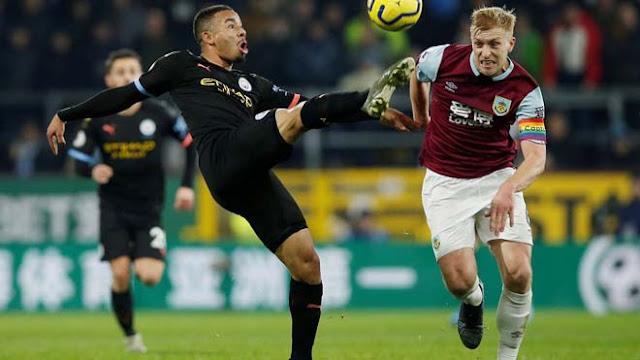 Video Burnley 1-4 Man City: Cú đúp ngôi sao, tạm chiếm ngôi nhì