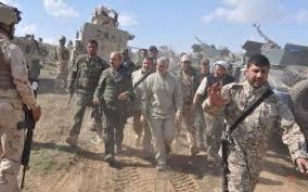 Pro-govt Syrian fighters begin entering Kurdish Afrin