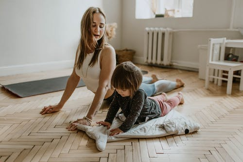 Yoga for Kids at  home