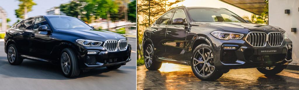 So sánh BMW X6 Việt Nam và Malaysia - khác nhau về trang bị, giá bán