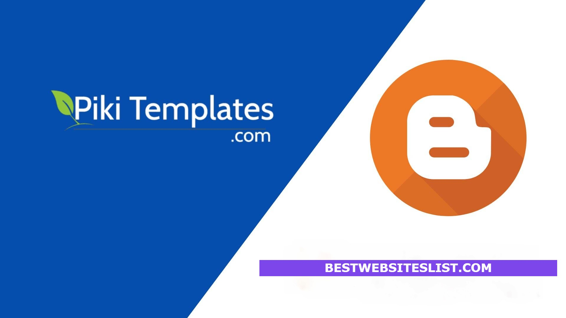 TOP 40 Best Free Pikitemplates Blogger Templates 2021