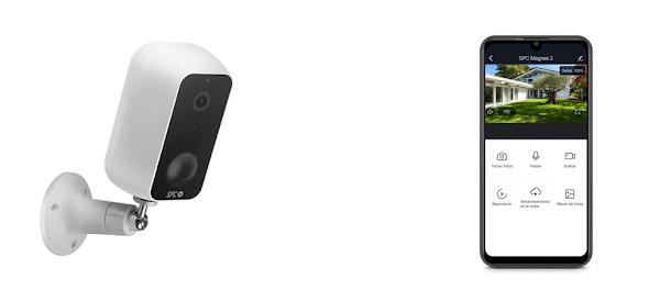 SPC apresenta a sua nova câmara inteligente MAGNES 2
