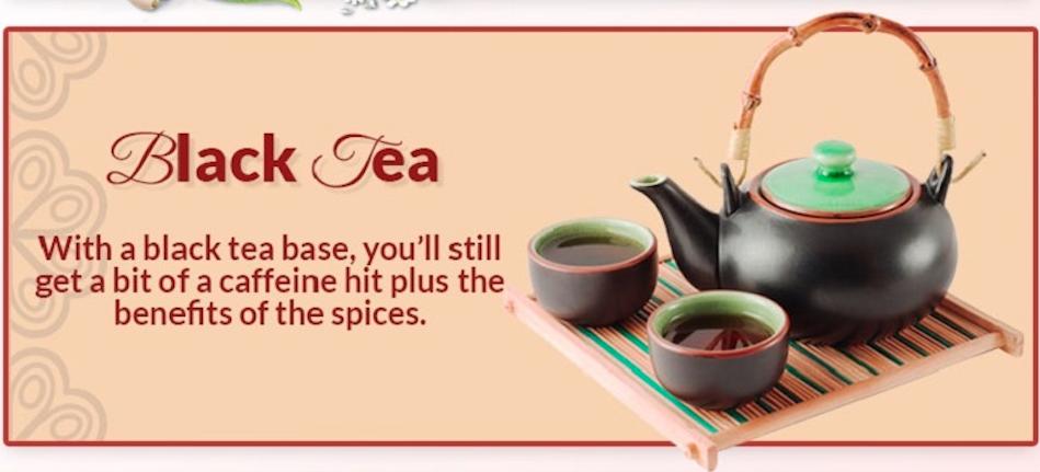 Health benefits of different types of tea we drink
