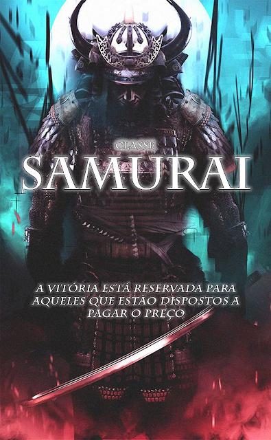 Classe Samurai - Dungeon Evolution