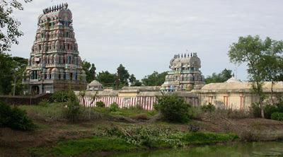 Thirukoteeswarar Temple Thiruvidaimarudur