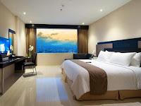 Aria Gajayana Hotel Malang - Deluxe Room - Salika Travel