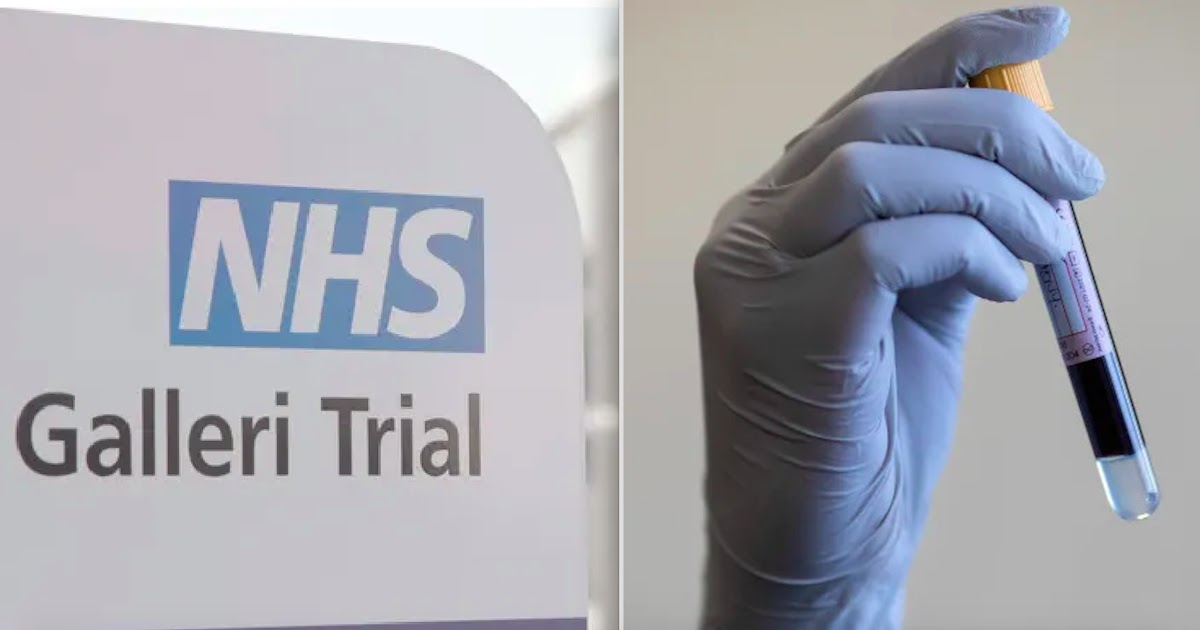 UK Starts Blood Test Trial That Can Identify 50 Types Of Cancer