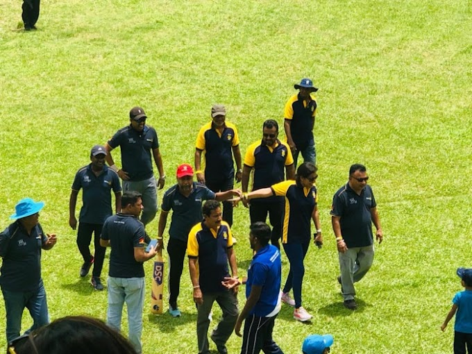 17th TRR Rajan Cricket Carnival - RC Kandy