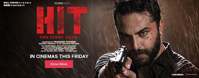 H.I.T (2020) : Movie Live Blog